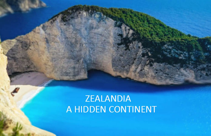 Zealandia: Earth's Hidden and Lost Continent