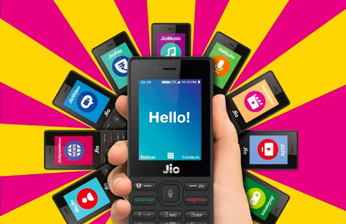 Jio Phone Pre-booking Suspended over high demand Will Start Early