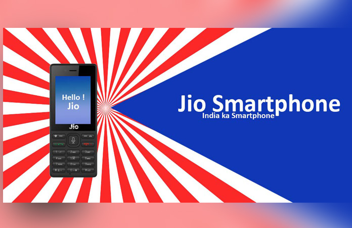 Jio 4G With Chinese Heart