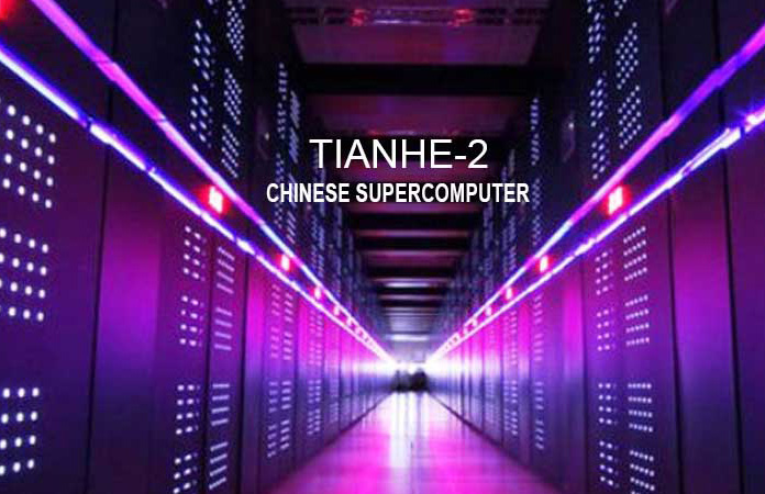World Fastest Supercomputer is Born Chinese