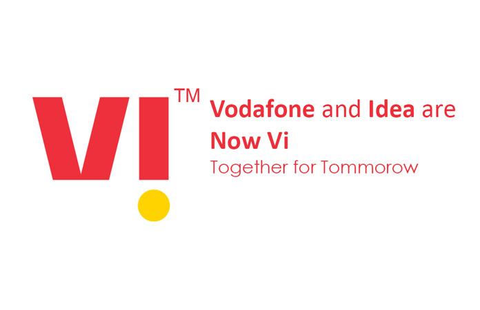 Vodafone Idea as Rebranded as Vi to Attract New Customers